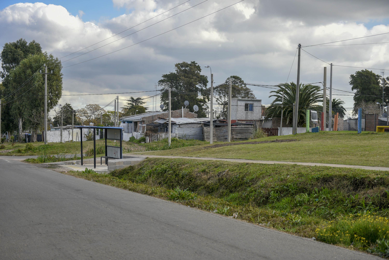 Limpieza de basural en barrio 24 de enero en el marco del Plan ABC