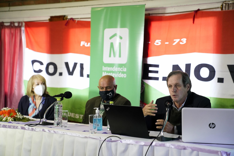 Segunda consulta pública por proyecto de obra en Rincón del Cerro y Casabó Norte