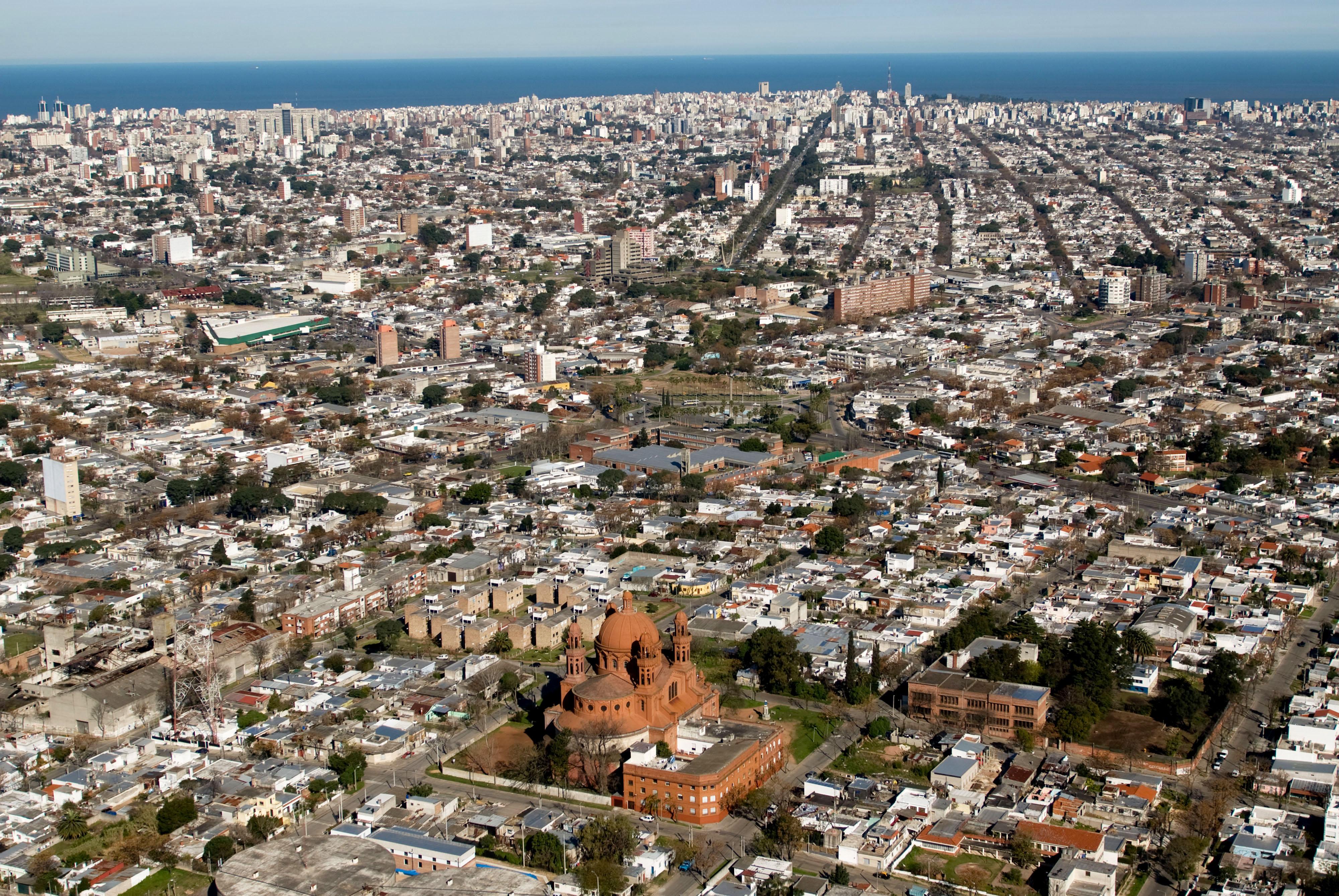 Obras viales de Montevideo Mejora