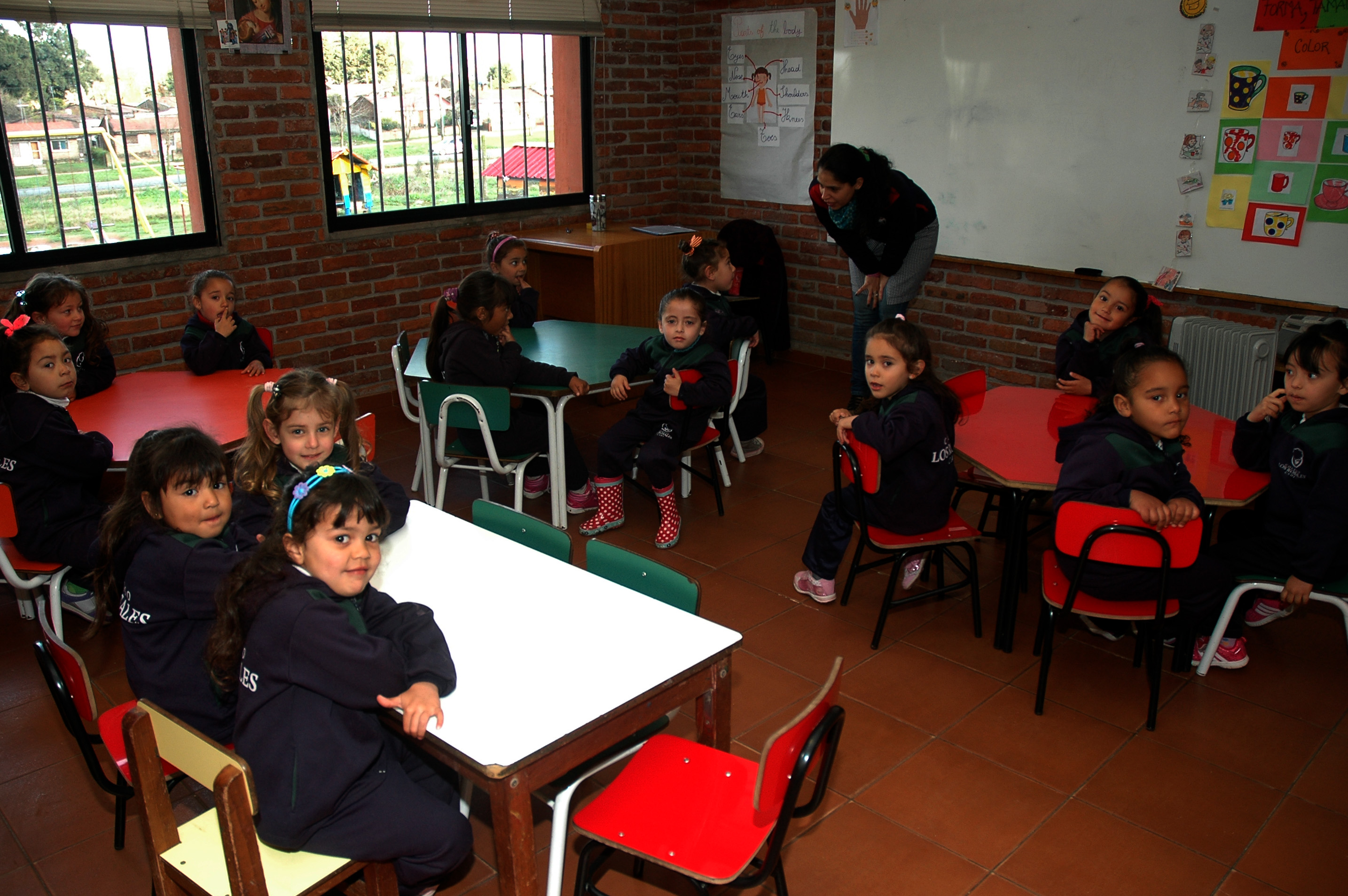 Visita del Intendente al Centro de Apoyo al Desarrollo Integral