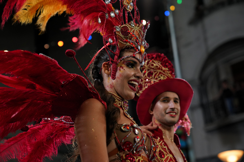 Desfile inaugural de Carnaval 2019