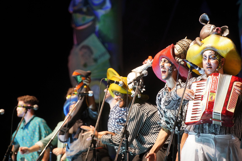 Humoristas Sociedad Anonima en el Teatro de Verano