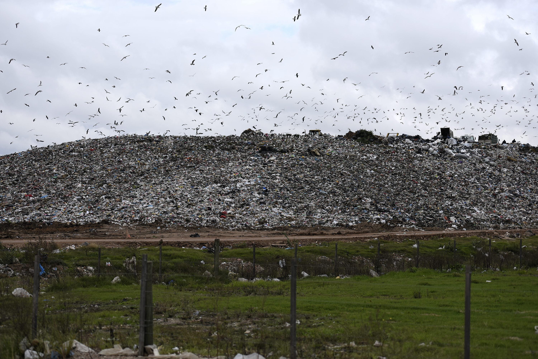 Sitio de disposición final de residuos