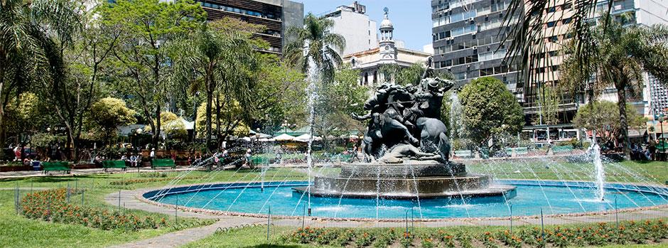 Lugares eventos Agenda cultural - Plaza Fabini