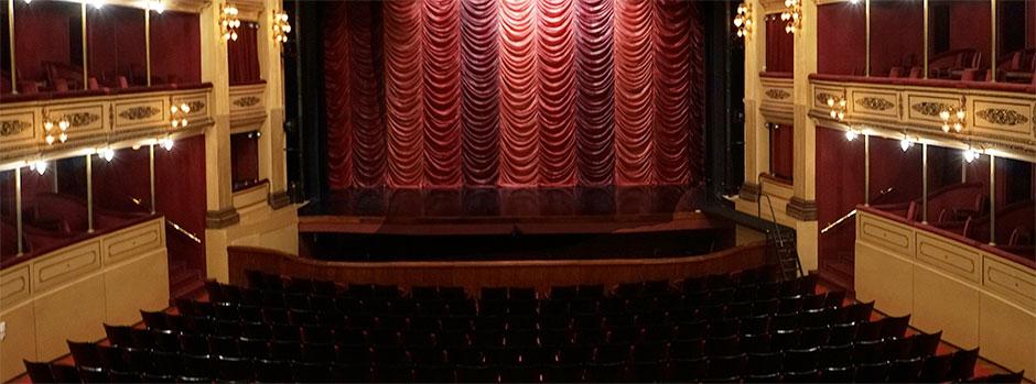 Teatro Solís - Sala Principal
