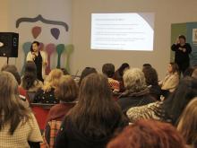 Encuentro sobre políticas de género