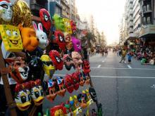 Desfile de Carnaval. 2010.