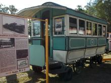 Tranvía - Museo Fernando García