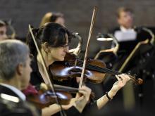 Concierto de la Orquesta Filarmónica en Euskal Erria 70