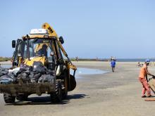 Limpieza playas