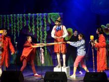 Carnaval de las promesas Teatro de Verano