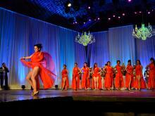 Eleccion de reinas del carnaval 2015