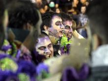 Desfile inaugural de carnaval