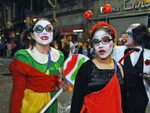 Desfile del Carnaval de las Promesas