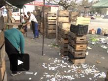 Limpieza Ferias