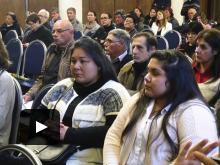 """Ceremonia de Escrituración barrio """"Las Higueritas"""""""