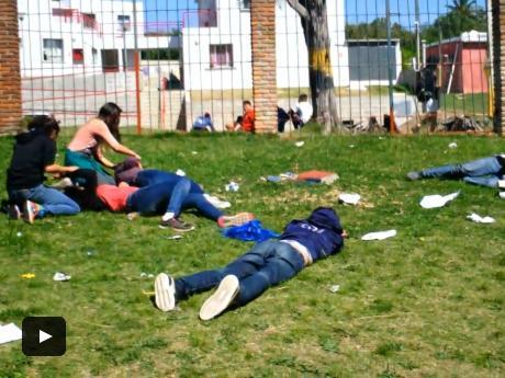 Concurso Mi residuo, mi responsabilidad - Liceo 49 2°5 (Hay que Aprender a cuidar el mundo)
