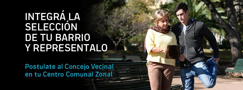 Concejo vecinal 2018