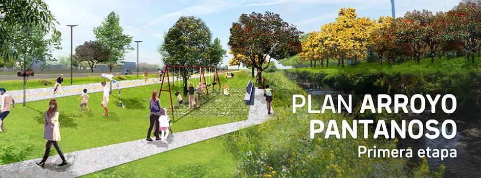 Plan Parcial Pantanoso