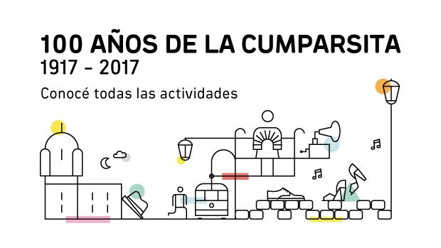100 años de la Cumparsita - Actividades