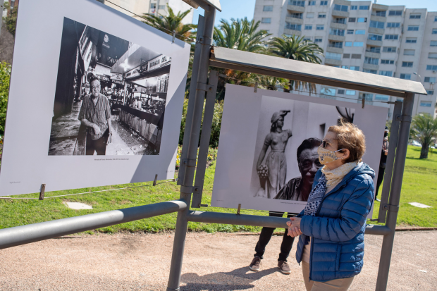 Exposición fotográfica Siglo Benedetti: a 100 años de su nacimiento