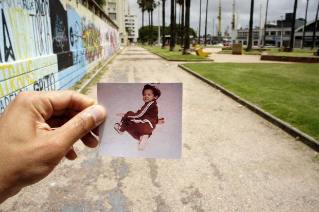 """Exposición fotográfica """"Proyecto Barrios: Ciudad Vieja. Itinerarios cotidianos."""""""