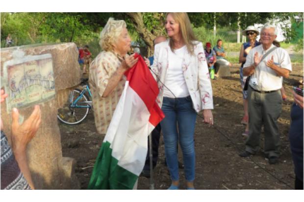 Parque Lineal Pioneros Italianos de Peñarol