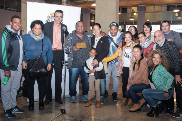 Reconocimiento de la Junta Departamental a agrupaciones del Carnaval