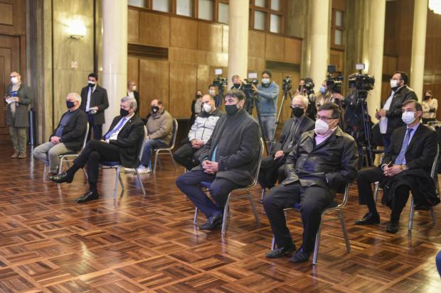 Conferencia de Prensa de Movilidad