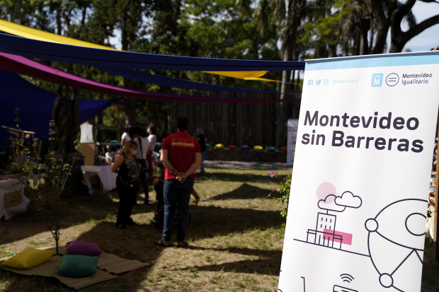 Lanzamiento de Montevideo sin Barreras 2020