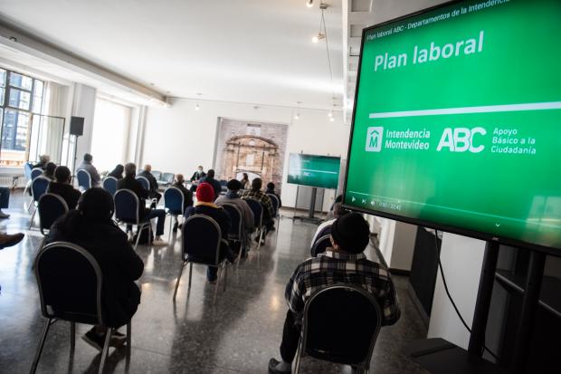 Cursos de inducción Plan Laboral ABC