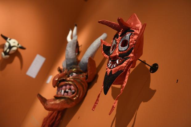 Reapertura del Museo de Arte Precolombino (MAPI) con la presencia de la Embajadora de Colombia
