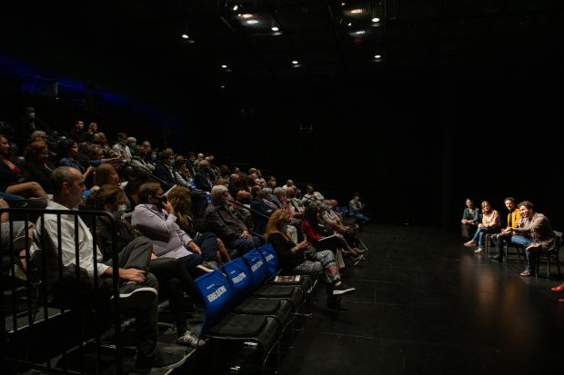 Presentación de la Comedia Nacional en el Festival Internacional de Teatro Hispano (FITH) de Miami