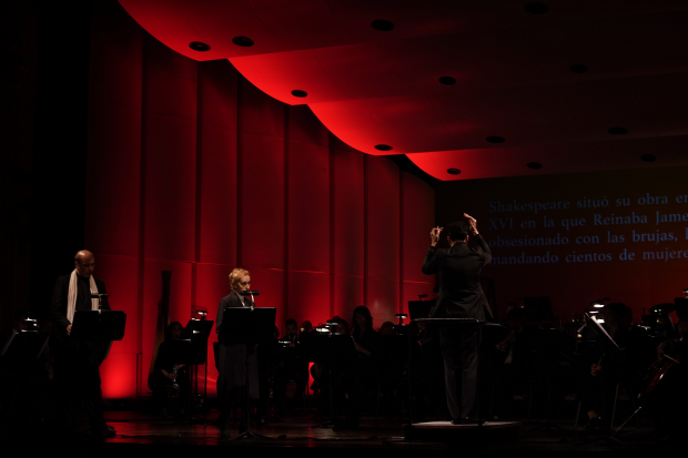 Concierto de la Banda Sinfónica de Montevideo en la reapertura del Teatro Solís