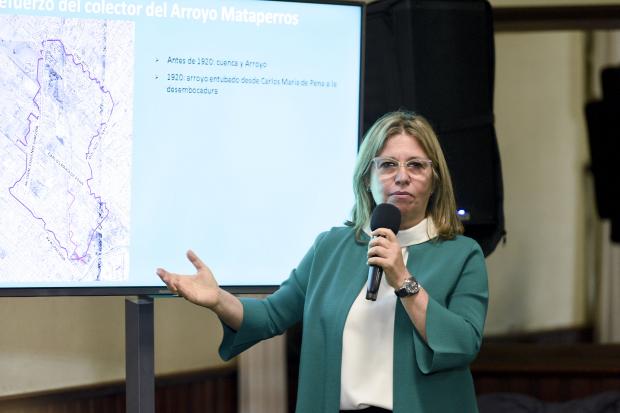 Consulta pública en zona del arroyo Mataperros enmarcado en el Programa de Saneamiento Urbano de Montevideo Etapa VI