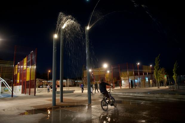 Plaza Casavalle