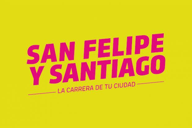 22º edición de carrera San Felipe y Santiago