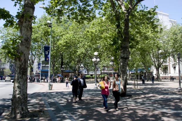 Plaza Cagancha