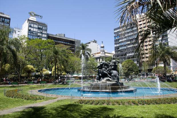 Plaza Fabini