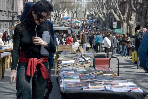 Feria Tristan Narvaja