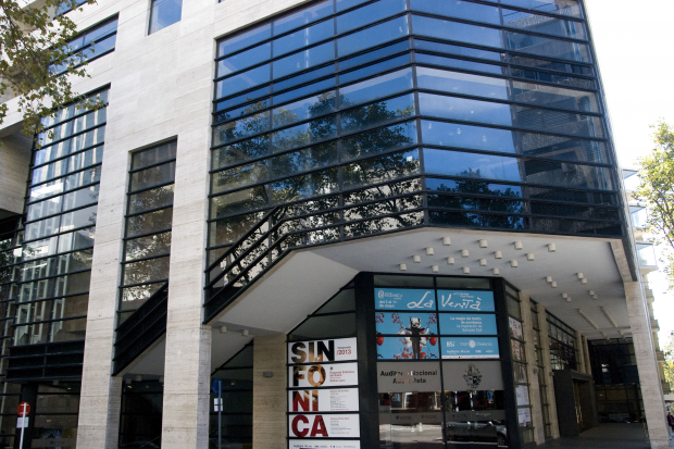 Auditorio Nacional Adela Reta