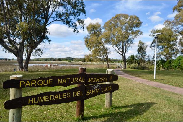 Humedales Santa Lucía