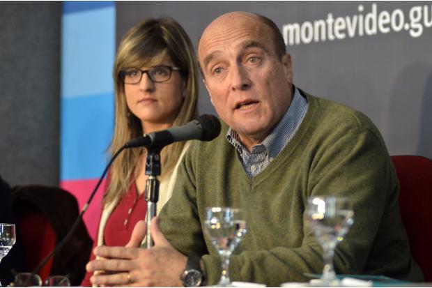 Daniel Martínez y Fabiana Goyeneche
