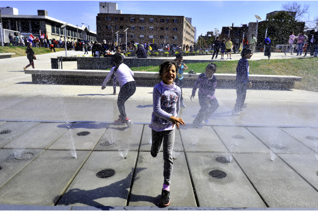 Plaza Jose Pepe D´Elia