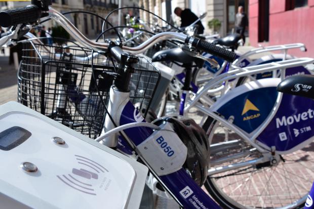 Bicicleteros Movete