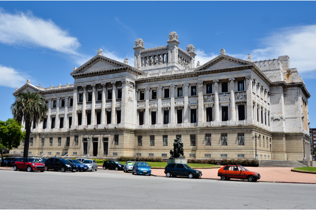 Palacio legislativo.