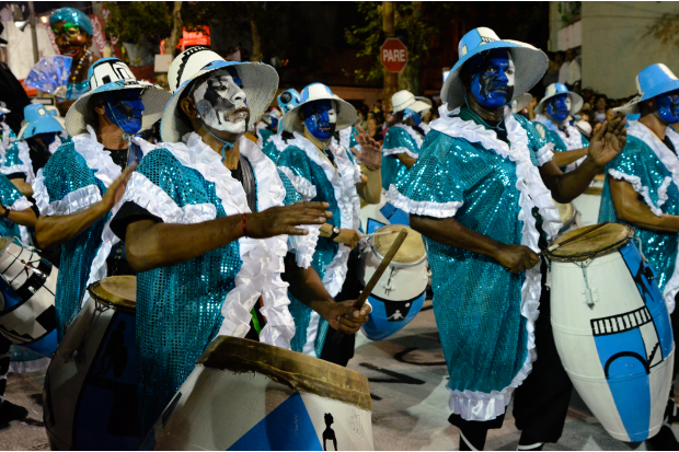 Desfile de llamadas 2015