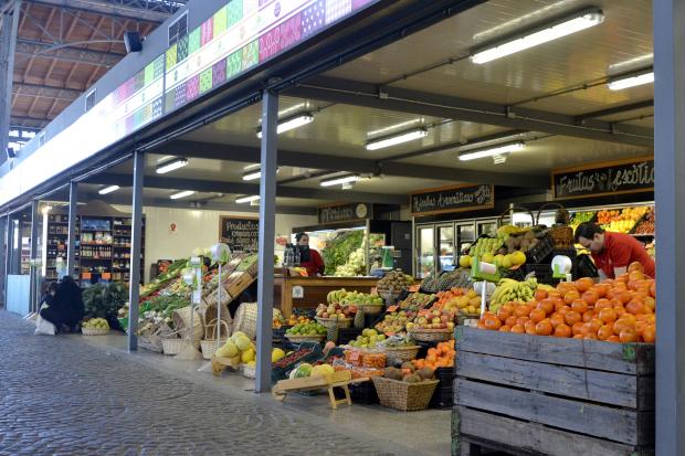 Mercado Agricola de Montevideo