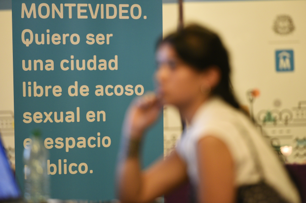 Lanzamiento Campaña Montevideo Libre de Acoso