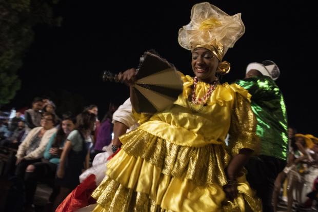 Montevideo Ambiente en Carnaval